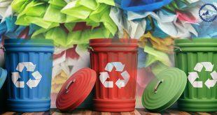 بازیافت کیسه های پلاستیکی